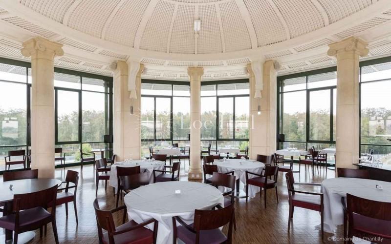 Privatisation de l'Hippodrome du domaine de Chantilly pour déjeuner d'affaires