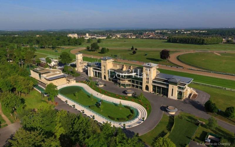Privatisation de l'Hippodrome du domaine de Chantilly pour séminaires