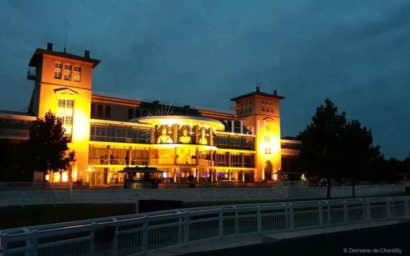 Privatisation de l'Hippodrome du domaine de Chantilly pour soirées