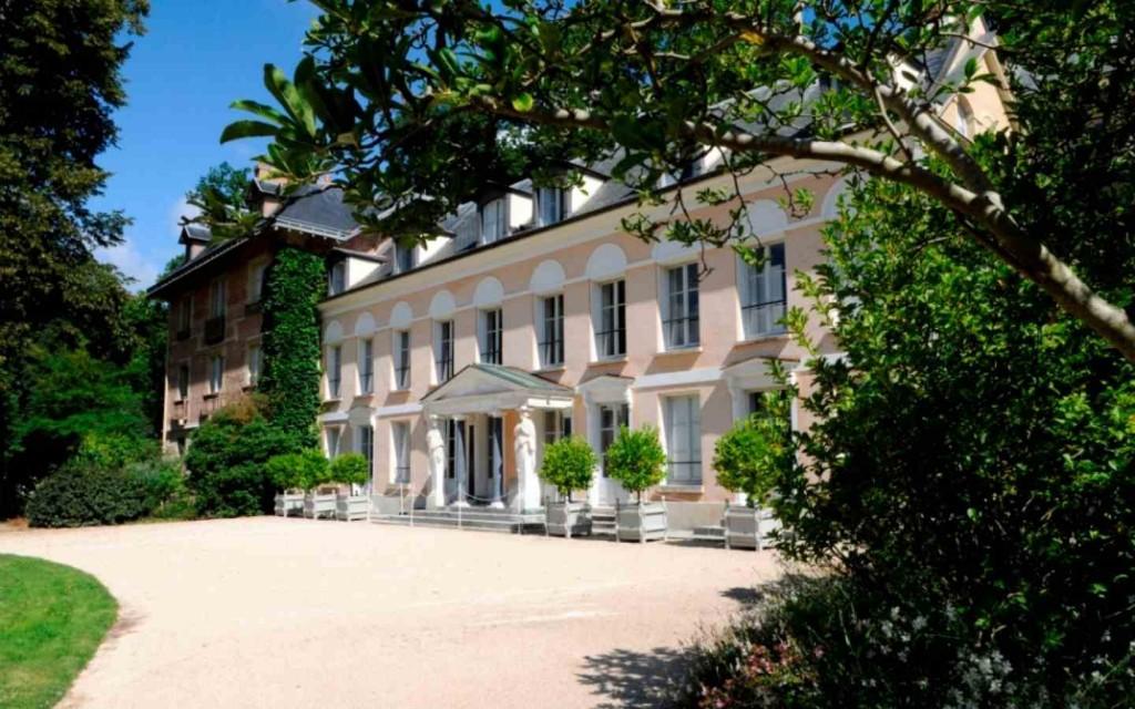 Maison de Chateaubriand réception