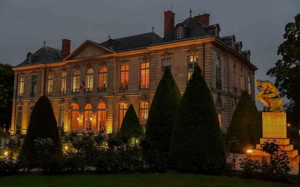Musée Rodin privatisation