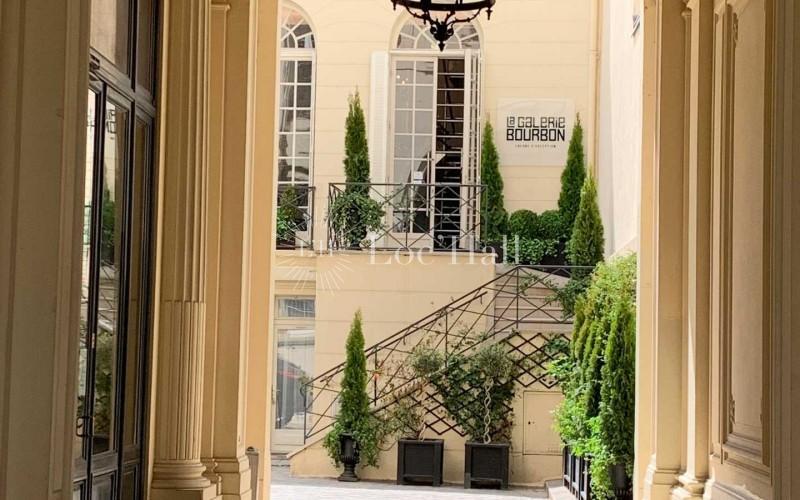 Galerie Bourbon - Entrée