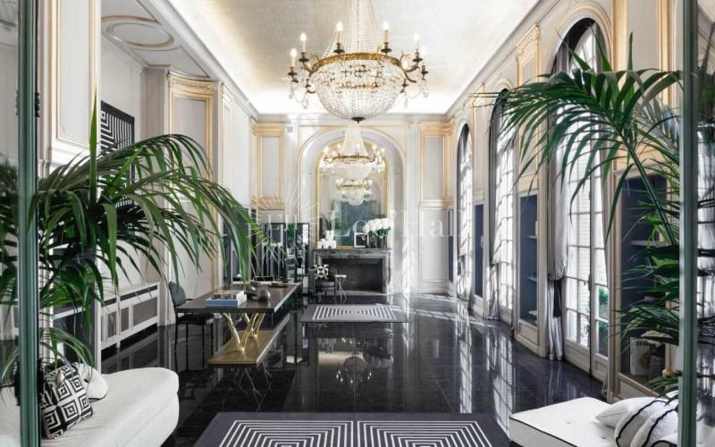 Galerie Bourbon - Lobby