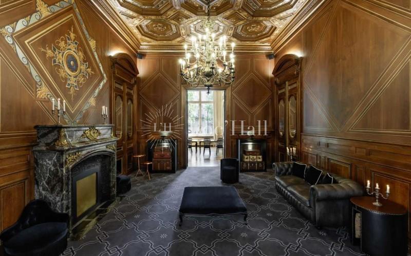 Galerie Bourbon - Le Fumoir